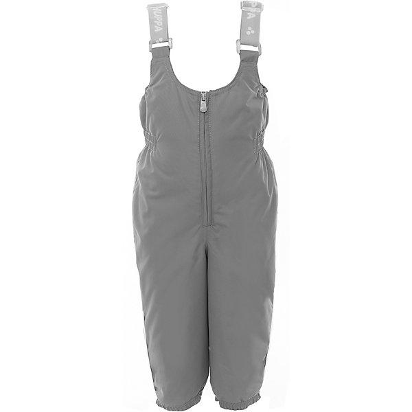 Полукомбинезон NEO для девочки HuppaВерхняя одежда<br>Характеристики товара:<br><br>• цвет: серый<br>• ткань: 100% полиэстер<br>• подкладка: тафта - 100% полиэстер<br>• утеплитель: 100% полиэстер 100 г<br>• температурный режим: от -5°С до +10°С<br>• водонепроницаемость: 10000 мм<br>• воздухопроницаемость: 10000 мм<br>• светоотражающие детали<br>• шов сидения проклеен<br>• манжеты брюк с резинкой<br>• съёмные штрипки<br>• без внутренних швов<br>• резиновые подтяжки<br>• комфортная посадка<br>• коллекция: весна-лето 2017<br>• страна бренда: Эстония<br><br>Эти утепленные брюки обеспечат детям тепло и комфорт. Они сделаны из материала, отталкивающего воду, и дополнены подкладкой с утеплителем, поэтому изделие идеально подходит для межсезонья. Материал изделия - с мембранной технологией: защищая от влаги и ветра, он легко выводит лишнюю влагу наружу. Для удобства лямки сделаны регулиющимися, а манжеты - эластичными. Брюки очень симпатично смотрятся. Модель была разработана специально для детей.<br><br>Одежда и обувь от популярного эстонского бренда Huppa - отличный вариант одеть ребенка можно и комфортно. Вещи, выпускаемые компанией, качественные, продуманные и очень удобные. Для производства изделий используются только безопасные для детей материалы. Продукция от Huppa порадует и детей, и их родителей!<br><br>Брюки NEO от бренда Huppa (Хуппа) можно купить в нашем интернет-магазине.<br>Ширина мм: 215; Глубина мм: 88; Высота мм: 191; Вес г: 336; Цвет: серый; Возраст от месяцев: 12; Возраст до месяцев: 15; Пол: Женский; Возраст: Детский; Размер: 110,104,98,92,86,80,122,116; SKU: 5347146;