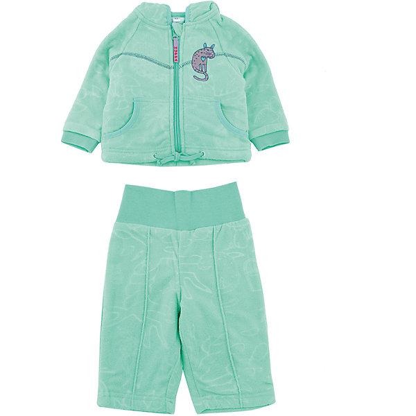 Комплект флисовый JACOBI HuppaФлис и термобелье<br>Характеристики товара:<br><br>• цвет: зелёный<br>• состав: 100% полиэстер (флис), подкладка - 100% хлопок<br>• комплектация: курточка, брюки<br>• застежка: молния<br>• капюшон<br>• мягкие манжеты на куртке<br>• декорирована вышивкой<br>• комфортная посадка<br>• пояс брюк - мягкая резинка<br>• мягкий материал<br>• страна бренда: Эстония<br><br>Такой комплект обеспечит малышам тепло и комфорт. Он сделан из приятного на ощупь материала с мягким ворсом, поэтому изделия не колются и не натирают. Подкладка выполнена из дышащего и гипоаллергенного хлопка. Комплект очень симпатично смотрится, яркая расцветка и отделка добавляют ему оригинальности. Модель была разработана специально для малышей.<br><br>Одежда и обувь от популярного эстонского бренда Huppa - отличный вариант одеть ребенка можно и комфортно. Вещи, выпускаемые компанией, качественные, продуманные и очень удобные. Для производства изделий используются только безопасные для детей материалы. Продукция от Huppa порадует и детей, и их родителей!<br><br>Комплект флисовый JACOBI от бренда Huppa (Хуппа) можно купить в нашем интернет-магазине.<br>Ширина мм: 190; Глубина мм: 74; Высота мм: 229; Вес г: 236; Цвет: зеленый; Возраст от месяцев: 3; Возраст до месяцев: 6; Пол: Унисекс; Возраст: Детский; Размер: 68,86,92,80,74,62; SKU: 5347540;
