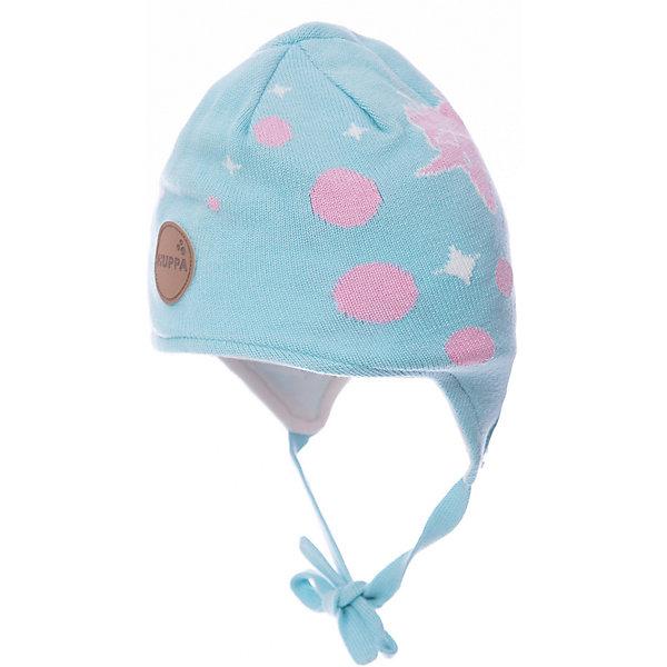 Фотография товара шапка SILBY для девочки Huppa (5347686)