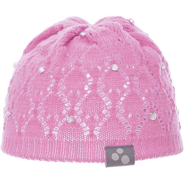 Купить шапка LACY для девочки Huppa (5347765) в Москве, в Спб и в России
