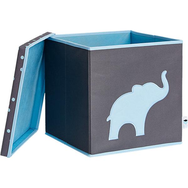 STORE IT! Коробка с крышкой для хранения Store it Слон
