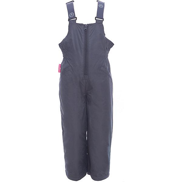 Полукомбинезон PremontВерхняя одежда<br>Характеристики товара:<br><br>• цвет: серый<br>• Ткань верха: 100% полиэстер, мембрана 3000 мм/ 3000 г/м ?/24h. <br>• подкладка: тафетта<br>• утеплитель: Tech-Polyfill, 60 г/м2<br>• подтяжки регулируются<br>• температурный режим: от -5° С до +10° С<br>• водонепроницаемый материал<br>• карманы<br>• силиконовые съемные штрипки<br>• с утяжкой на талии<br>• демисезонный<br>• страна бренда: Канада<br><br>Демисезонные брюки помогут обеспечить ребенку комфорт и тепло. Брюки  защищают от ветра и влаги. <br>Одежда от канадского бренда Premont пользуются популярностью во многих странах. Для производства продукции используются только безопасные, проверенные материалы и фурнитура. <br><br>Брюки от известного бренда Premont можно купить в нашем интернет-магазине.<br>Ширина мм: 215; Глубина мм: 88; Высота мм: 191; Вес г: 336; Цвет: серый; Возраст от месяцев: 18; Возраст до месяцев: 24; Пол: Унисекс; Возраст: Детский; Размер: 92,152,158,146,140,134,128,122,116,110,104,98; SKU: 5353096;