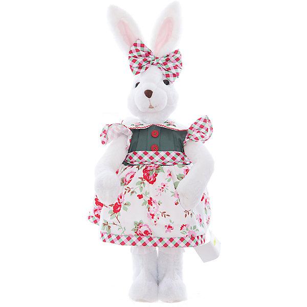 Интерьерная кукла Зайчик C21-228221, EstroДетские предметы интерьера<br>Характеристики интерьерной куклы:<br><br>- размеры (высота): 55 см. <br>- тип игрушки: животные, мягкая игрушка<br>- персонаж: заяц<br>- вид упаковки: коробка<br>- возрастные ограничения: 3+<br>- комплектация: игрушка <br>- состав: 50% пластик, 50% полиэстр, платье текстиль, без механизма.<br>- материал изготовления: высококачественный пластик, полиэстер, ткань<br>- стиль: классический, прованс<br>- бренд: Estro <br>- страна бренда: Италия<br>- страна производитель: Китай<br><br>Белый зайка торговой марки Estro придаст оригинальности Вашему интерьеру, принесет уют в ваш дом. При ее изготовлении применяются только качественные, высококлассные материалы. Стиль тщательно проработан. Все элементы аккуратно выбраны и удачно дополняют друг друга. Модель произведена из сырья отличного качества приятных цветов. Замечательная интерьерная кукла Зайчиха торговой марки Estro является прекрасным приобретением для домашнего интерьера. <br><br>Интерьерную куклу заяц  итальянской торговой марки Estro можно купить в нашем интернет-магазине.<br>Ширина мм: 150; Глубина мм: 200; Высота мм: 550; Вес г: 577; Возраст от месяцев: 36; Возраст до месяцев: 1188; Пол: Женский; Возраст: Детский; SKU: 5356619;