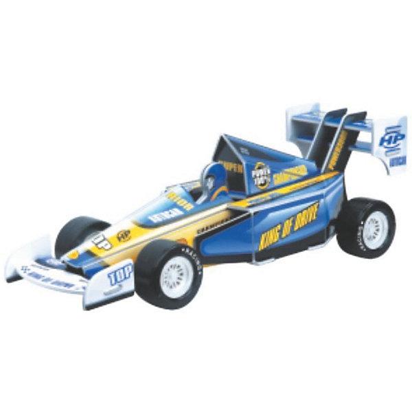 """Фотография товара конструктор-3D """"Гоночная Машинка XL"""", синяя (5362965)"""