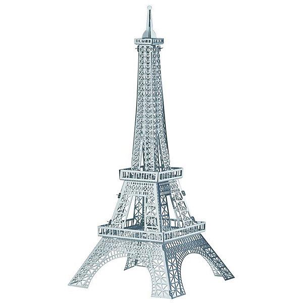 Educational Line Сборная модель-3D Эйфелева Башня L 3d пазл музыкальная шкатулка эйфелева башня bondibon