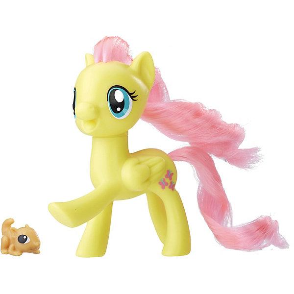 Hasbro Игровая фигурка My little Pony Пони-подружки Флаттершай