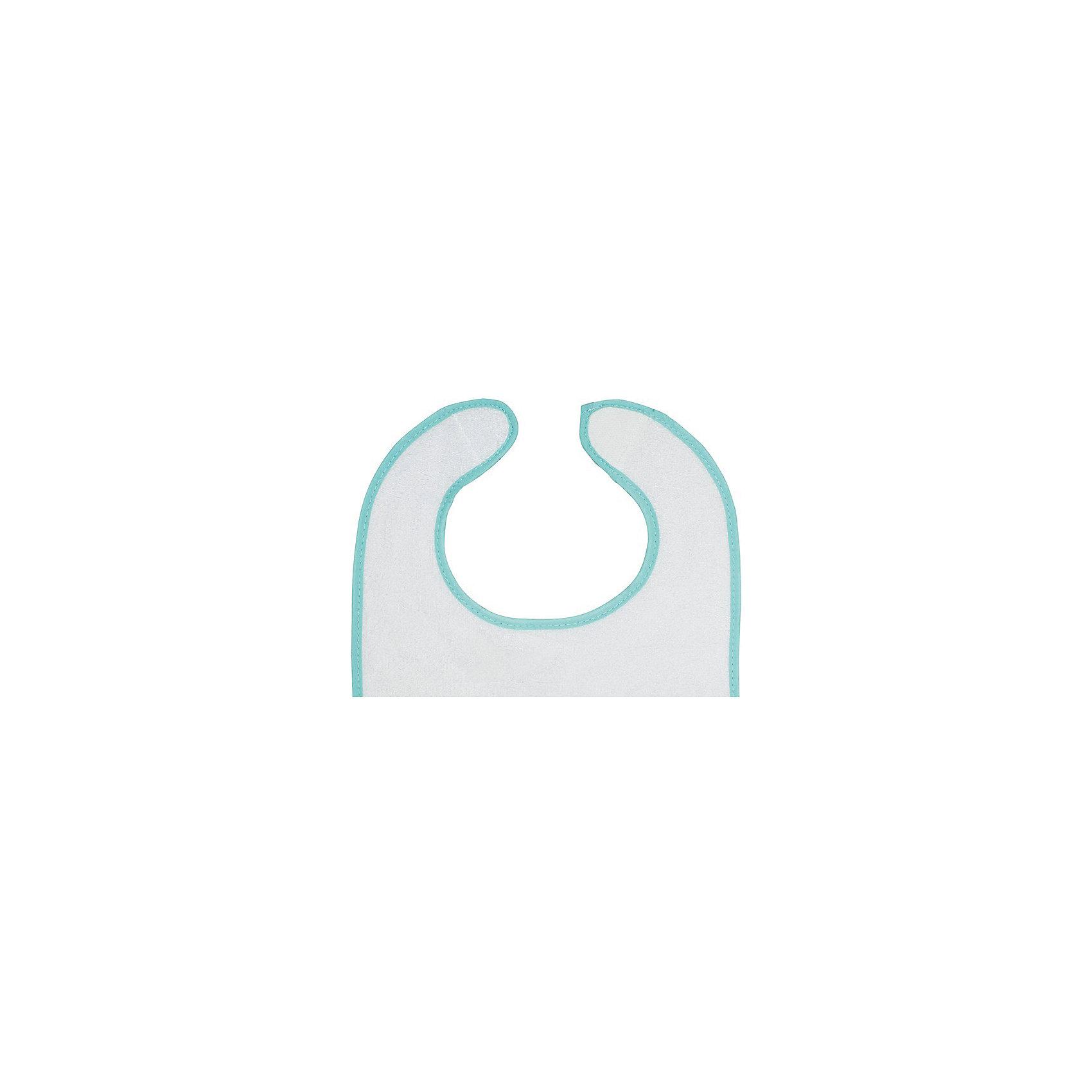 Комплект махровых нагрудников, 3 шт, Jollein, Little star jade (jollein)