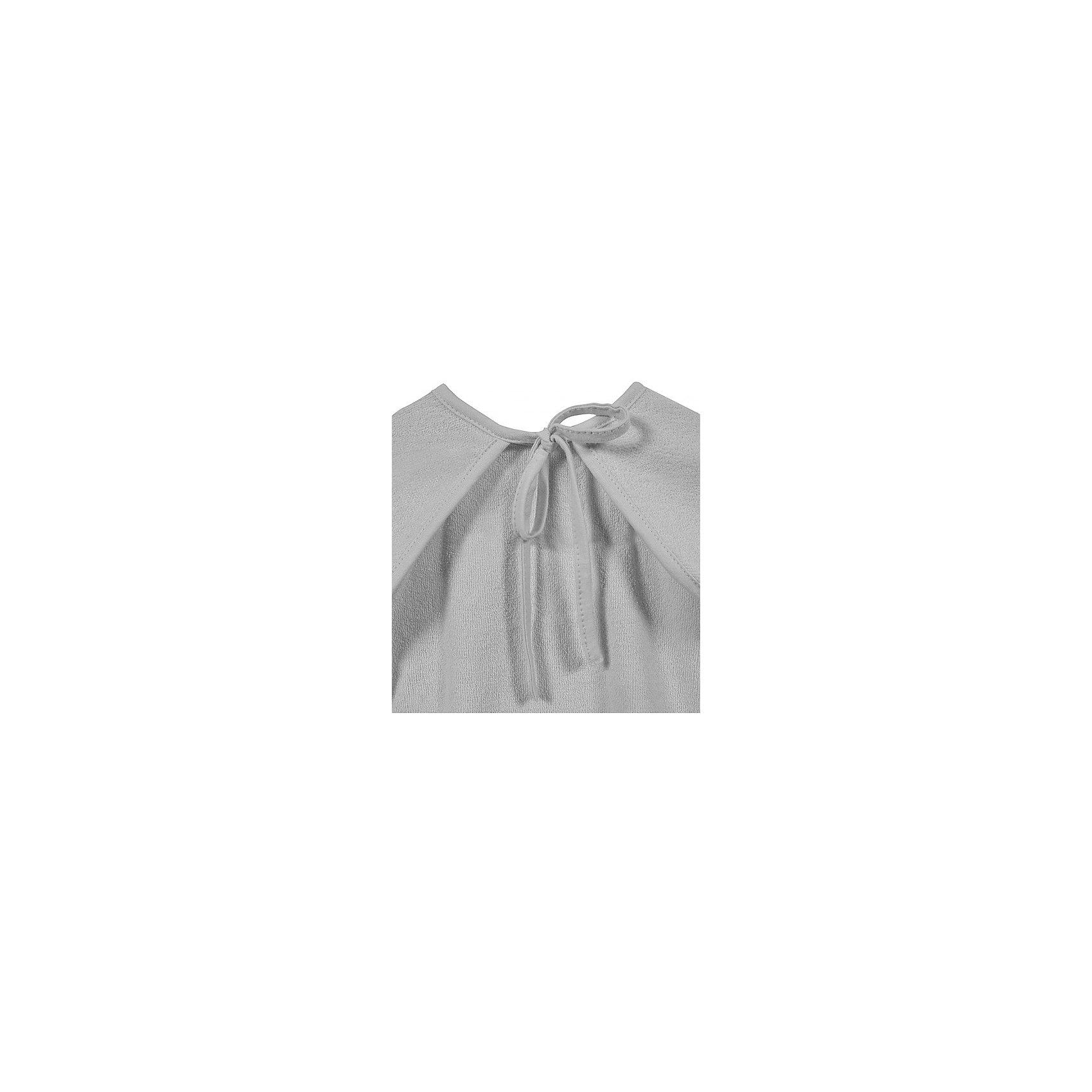 Махровый нагрудник, Jollein, Grey (jollein)
