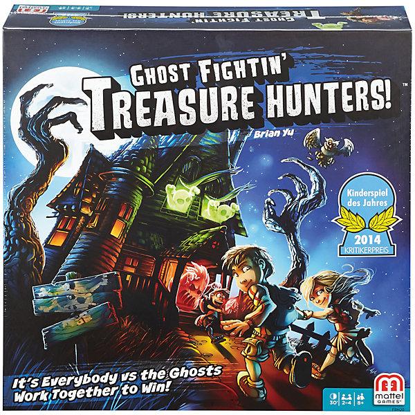 Mattel Настольная игра Охотники за сокровищами,  Games