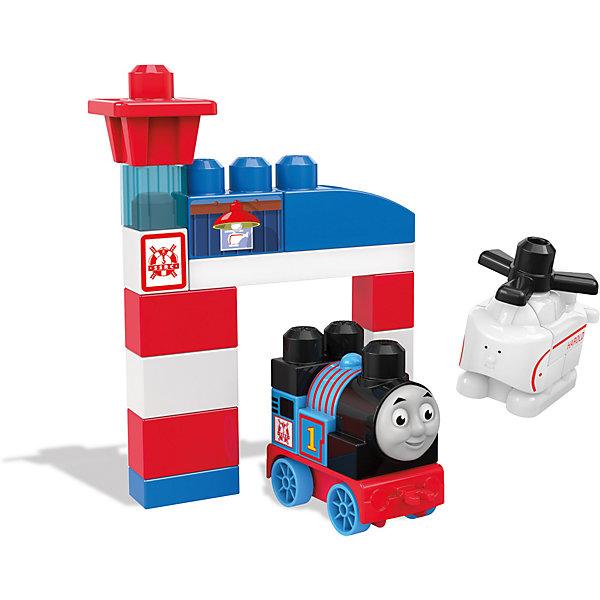 Томас и друзья: Томас и Гарольд, MEGA BLOKSПластмассовые конструкторы<br>Характеристики товара:<br><br>• комплектация: игрушка, упаковка <br>• материал: пластик<br>• серия: Томас и друзья<br>• возраст: от 1 года<br>• габариты игрушки: 25.5х10х29 см<br>• срок годности: не ограничен<br>• страна бренда: США<br><br>В новой игрушке у паровозика Томаса появится симпатичный друг Гарольд! Играйте с друзьями, придумывайте истории и развивайте воображение и мелкую моторику малыша вместе с уникальным конструктором. Стоит отметить, что все товары, выпускаемые компанией Mattel, полностью безопасны и соответствуют международным  требованиям по качеству материалов. <br><br>Игрушку Томас и друзья: Томас и Гарольд, MEGA BLOKS» можно приобрести в нашем интернет-магазине.<br>Ширина мм: 255; Глубина мм: 100; Высота мм: 290; Вес г: 907; Возраст от месяцев: 12; Возраст до месяцев: 60; Пол: Мужской; Возраст: Детский; SKU: 5378225;