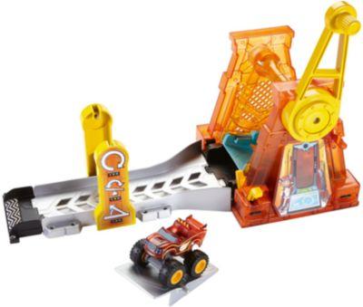 Игровой набор  Гиперпетля , Fisher Price, Вспыш и чудо-машинки, артикул:5378258 - Вспыш и чудо-машинки