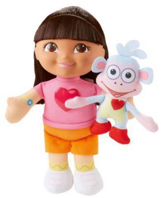 Поющая кукла Даша и Башмачок, Fisher Price, Даша-путешественница, артикул:5378292 - Даша-путешественница