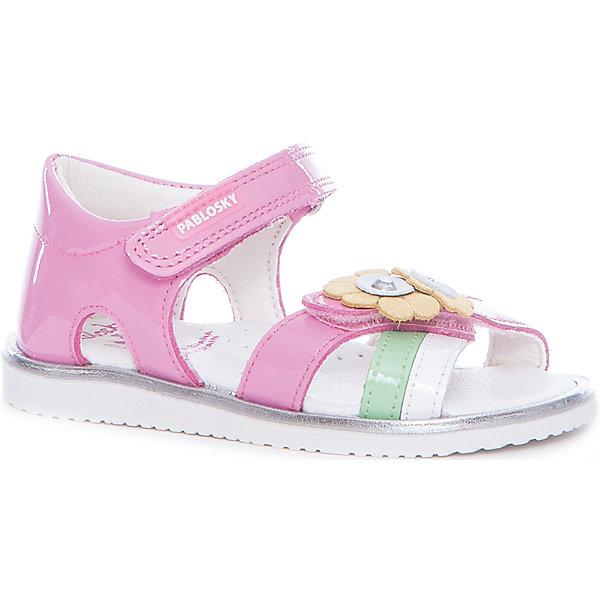 Фотография товара сандалии для девочки PABLOSKY (5380532)