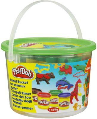 Тематический игровой набор Play-Doh  Животные , артикул:5385711 - Товары для лепки