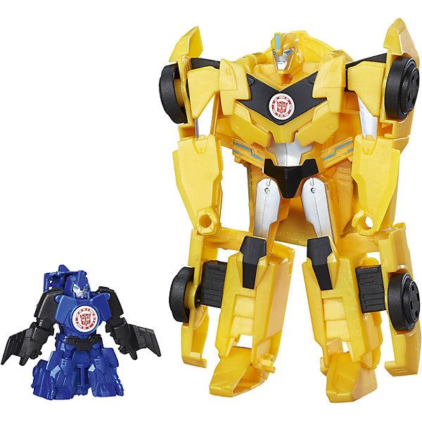 Hasbro Роботы под прикрытием: Гирхэд-Комбайнер, Трансформеры, C0653/C0654