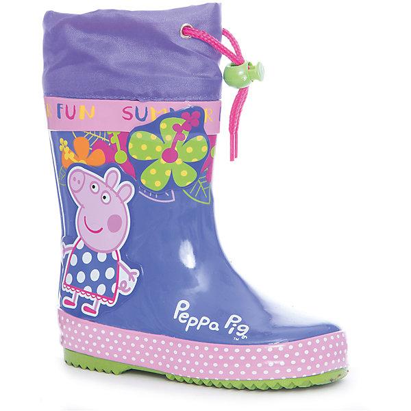 Купить со скидкой Резиновые сапоги  для девочки KAKADU