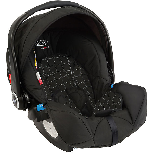 Graco Автокресло Graco Logico S Noir 0-13 кг, graco junior maxi
