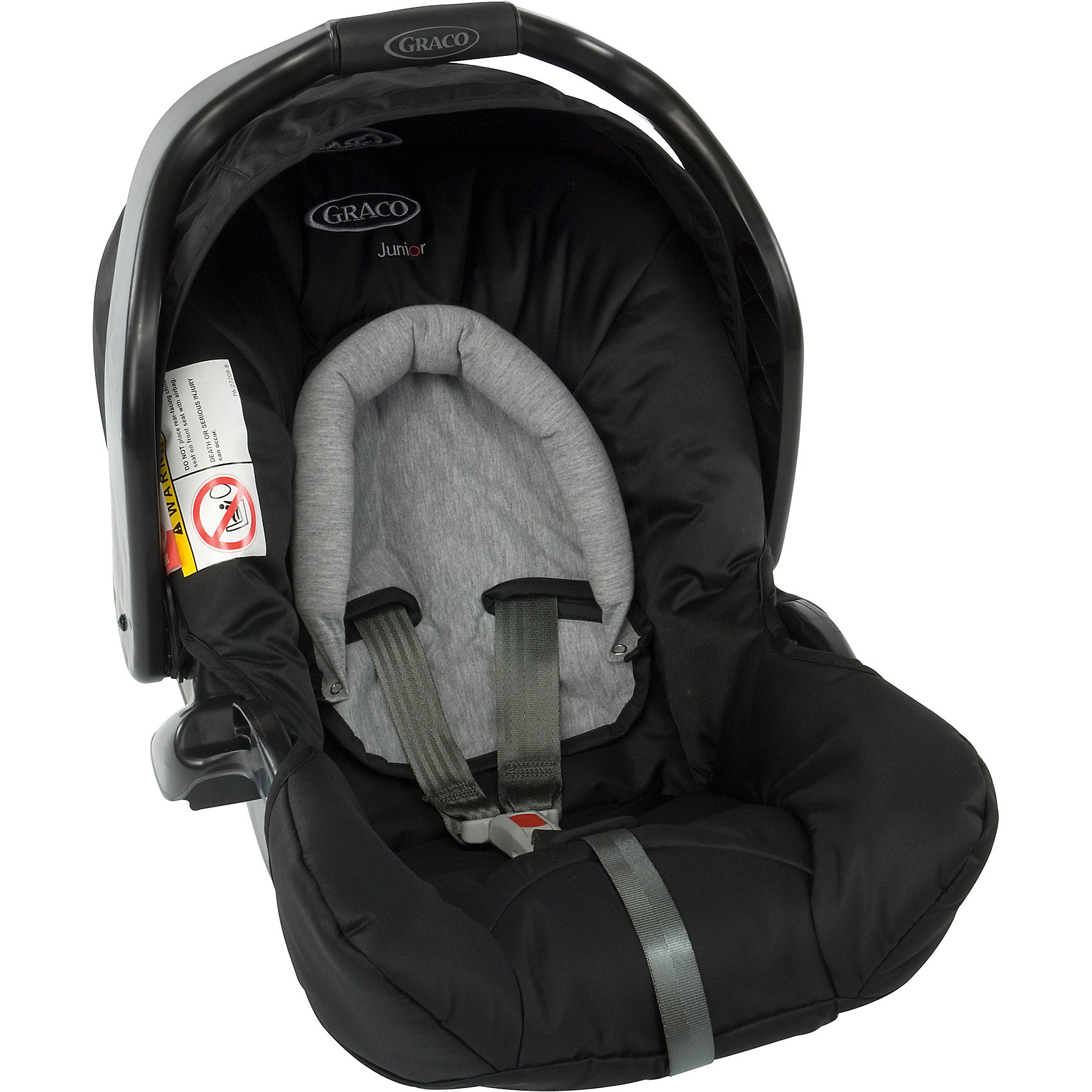 Автокресло Junior Baby Sport Luxe 0-13 кг, Graco
