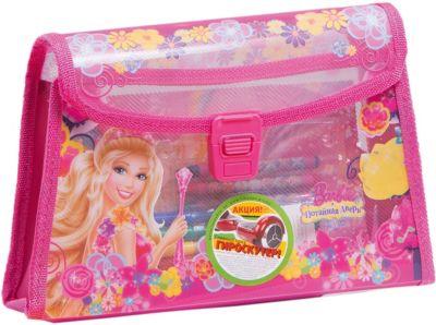 Подарочный набор  Сумочка , Barbie, артикул:5390298 - Школьная канцелярия