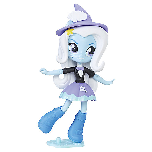 Hasbro Мини-кукла Equestria Girls, Трикси Луламун hasbro коллекционная фигурка my little pony трикси луламун и старлайт глиммер