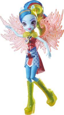 Кукла Эквестрия Герлз  Легенды вечнозеленого леса  Crystal Wings  Рейнбоу Дэш, артикул:5395773 - Категории