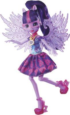 Кукла Эквестрия Герлз  Легенды вечнозеленого леса  Crystal Wings  Твайлайт Спаркл, артикул:5395775 - Категории