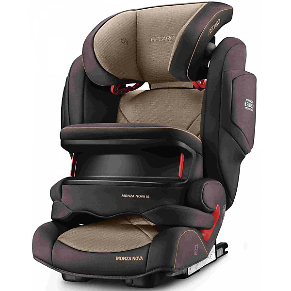 RECARO Автокресло RECARO Monza Nova IS Seatfix 9-36 кг, Dakar Send автокресло recaro young sport hero 9 36 кг graphite