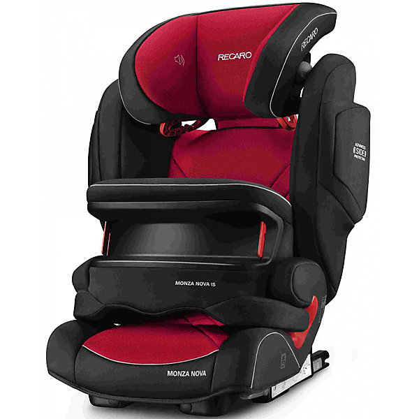 RECARO Автокресло  Monza Nova IS Seatfix 9-36 кг, Racing Red