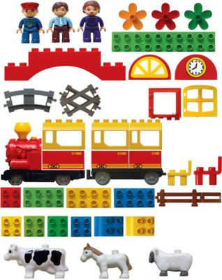 Железная дорога Конструктор 449 см, Голубая стрела, артикул:5400269 - Транспорт