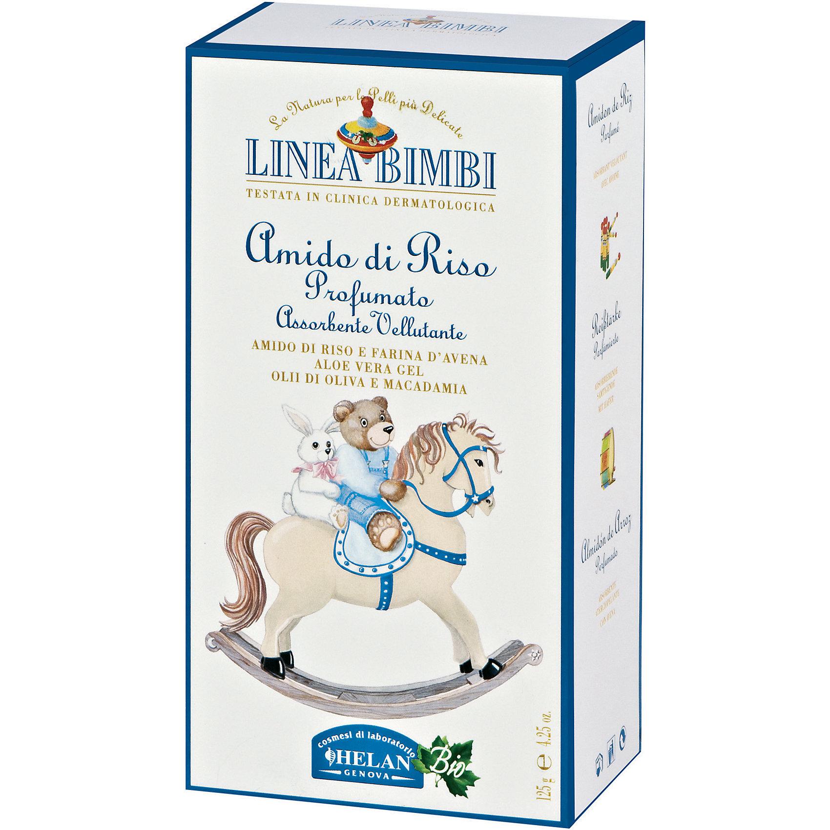 Присыпка мягкая для детей, Linea Bimbi, 75 гр., HELAN