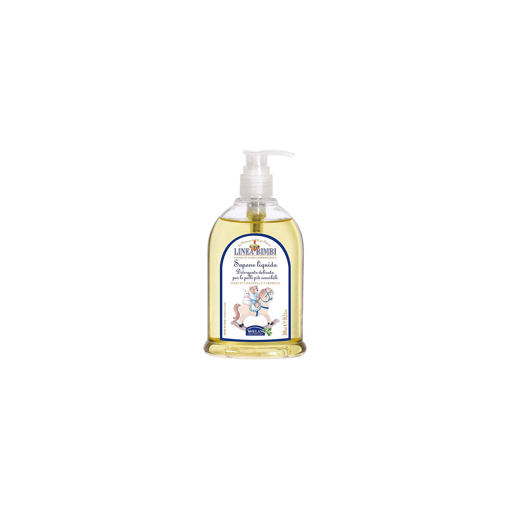 Мыло жидкое для детей Linea Bimbi, 300 мл., HELAN (Helan)