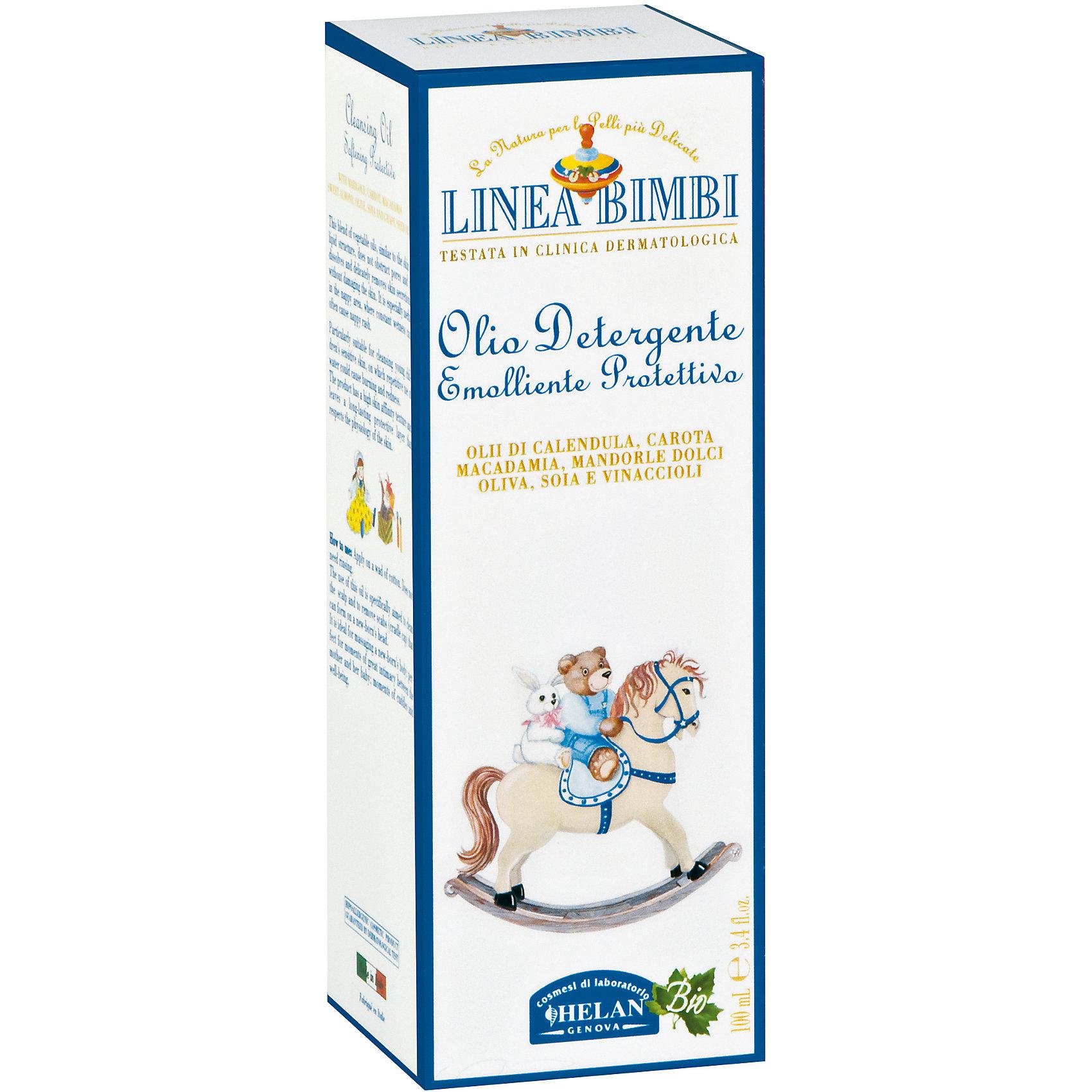 Масло смягчающее детское Linea Bimbi, 100 мл., HELAN