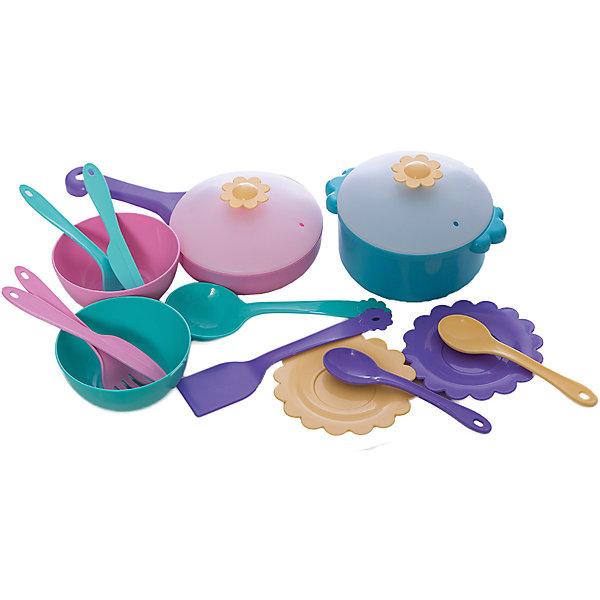 Mary Poppins Набор игрушечной посуды в сумочке