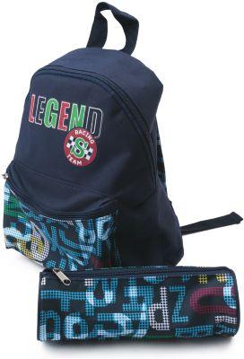 Рюкзак для мальчика PlayToday, артикул:5403595 - Школьные рюкзаки и ранцы