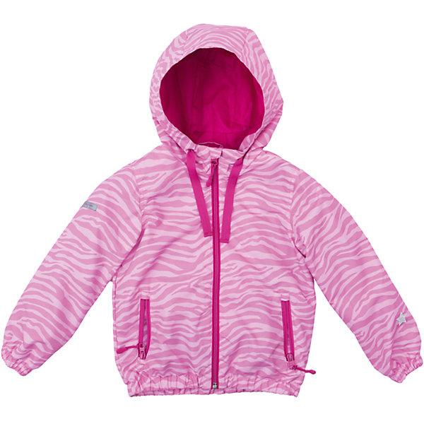 Куртка для девочки PlayTodayВетровки и жакеты<br>Характеристики товара:<br><br>• цвет: розовый<br>• состав: 100% полиэстер, подкладка: 100% полиэстер<br>• без утеплителя<br>• температурный режим: от +10°С до +20°С<br>• карманы<br>• молния<br>• эластичные манжеты<br>• светоотражающие элементы<br>• капюшон<br>• коллекция: весна-лето 2017<br>• страна бренда: Германия<br>• страна производства: Китай<br><br>Популярный бренд PlayToday выпустил новую коллекцию! Вещи из неё продолжают радовать покупателей удобством, стильным дизайном и продуманным кроем. Дети носят их с удовольствием. PlayToday - это линейка товаров, созданная специально для детей. Дизайнеры учитывают новые веяния моды и потребности детей. Порадуйте ребенка обновкой от проверенного производителя!<br>Такая демисезонная куртка обеспечит ребенку комфорт благодаря качественному материалу и продуманному крою. С помощью этой модели можно удобно одеться по погоде. Очень модная модель! Отлично подходит для переменной погоды межсезонья.<br><br>Куртку для девочки от известного бренда PlayToday можно купить в нашем интернет-магазине.<br>Ширина мм: 356; Глубина мм: 10; Высота мм: 245; Вес г: 519; Цвет: розовый; Возраст от месяцев: 48; Возраст до месяцев: 60; Пол: Женский; Возраст: Детский; Размер: 110,104,98,128,122,116; SKU: 5404062;