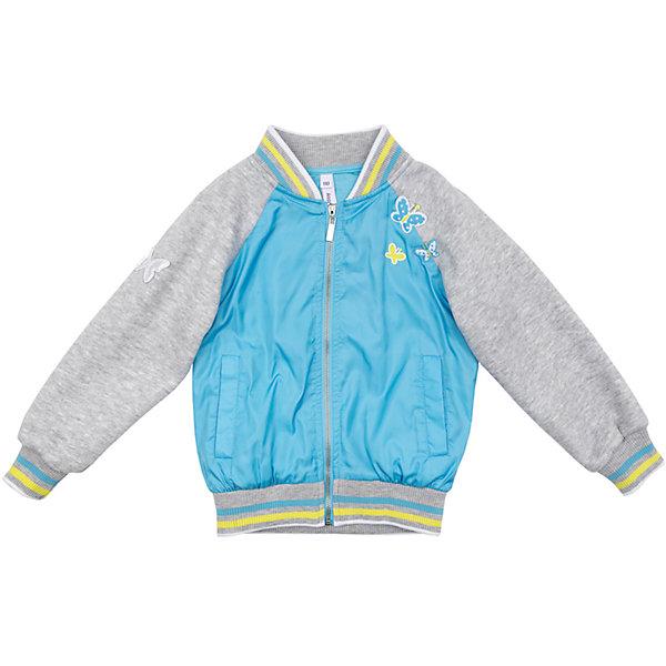 Куртка для девочки PlayTodayВетровки и жакеты<br>Характеристики товара:<br><br>• цвет: разноцветный<br>• состав: 100% полиэстер, подкладка: 60% хлопок, 40% полиэстер<br>• без утеплителя<br>• температурный режим: от +10°С до +20°С<br>• карманы<br>• молния<br>• эластичные манжеты<br>• светоотражающие элементы<br>• коллекция: весна-лето 2017<br>• страна бренда: Германия<br>• страна производства: Китай<br><br>Популярный бренд PlayToday выпустил новую коллекцию! Вещи из неё продолжают радовать покупателей удобством, стильным дизайном и продуманным кроем. Дети носят их с удовольствием. PlayToday - это линейка товаров, созданная специально для детей. Дизайнеры учитывают новые веяния моды и потребности детей. Порадуйте ребенка обновкой от проверенного производителя!<br>Такая демисезонная куртка обеспечит ребенку комфорт благодаря качественному материалу и продуманному крою. С помощью этой модели можно удобно одеться по погоде. Очень модная модель! Отлично подходит для переменной погоды межсезонья.<br><br>Куртку для девочки от известного бренда PlayToday можно купить в нашем интернет-магазине.<br>Ширина мм: 356; Глубина мм: 10; Высота мм: 245; Вес г: 519; Цвет: белый; Возраст от месяцев: 36; Возраст до месяцев: 48; Пол: Женский; Возраст: Детский; Размер: 104,128,98,122,116,110; SKU: 5404237;
