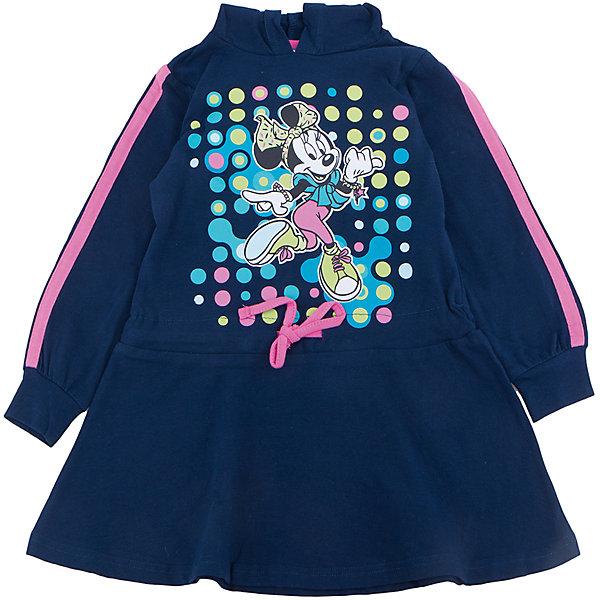 Платье для девочки PlayTodayЛетние платья и сарафаны<br>Характеристики товара:<br><br>• цвет: синий<br>• состав: 95% хлопок, 5% эластан<br>• декорировано принтом<br>• мягкий трикотаж<br>• дышащий материал<br>• с длинным рукавом<br>• принт<br>• комфортная посадка<br>• коллекция: весна-лето 2017<br>• страна бренда: Германия<br>• страна производства: Китай<br><br>Популярный бренд PlayToday выпустил новую коллекцию! Вещи из неё продолжают радовать покупателей удобством, стильным дизайном и продуманным кроем. Дети носят их с удовольствием. PlayToday - это линейка товаров, созданная специально для детей. Дизайнеры учитывают новые веяния моды и потребности детей. Порадуйте ребенка обновкой от проверенного производителя!<br>Такая стильная модель обеспечит ребенку комфорт благодаря качественному материалу и продуманному крою. С помощью неё можно удобно одеться по погоде. Очень модная вещь! Симпатично выглядит и долго служит.<br><br>Платье для девочки от известного бренда PlayToday можно купить в нашем интернет-магазине.<br>Ширина мм: 236; Глубина мм: 16; Высота мм: 184; Вес г: 177; Цвет: белый; Возраст от месяцев: 108; Возраст до месяцев: 120; Пол: Женский; Возраст: Детский; Размер: 140,98,134,128,122,116,110,104; SKU: 5405037;