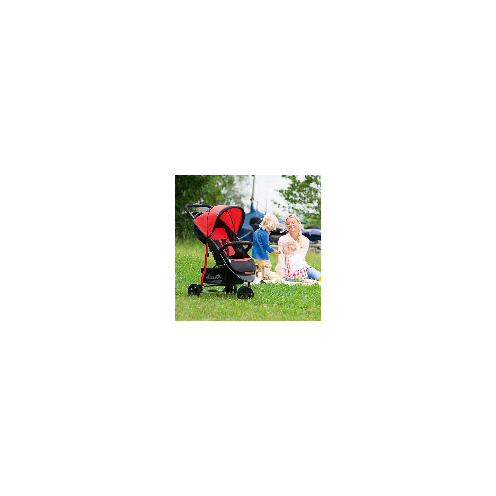Прогулочная коляска CITI Comfortfold, Hauck, chilli (hauck)