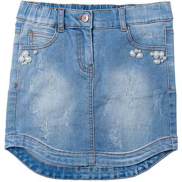Scool Юбка джинсовая для девочки