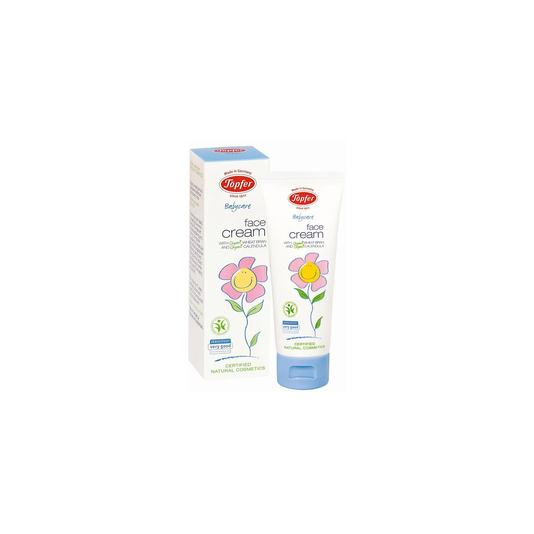 RU Face cream for children 75ml, Topfer