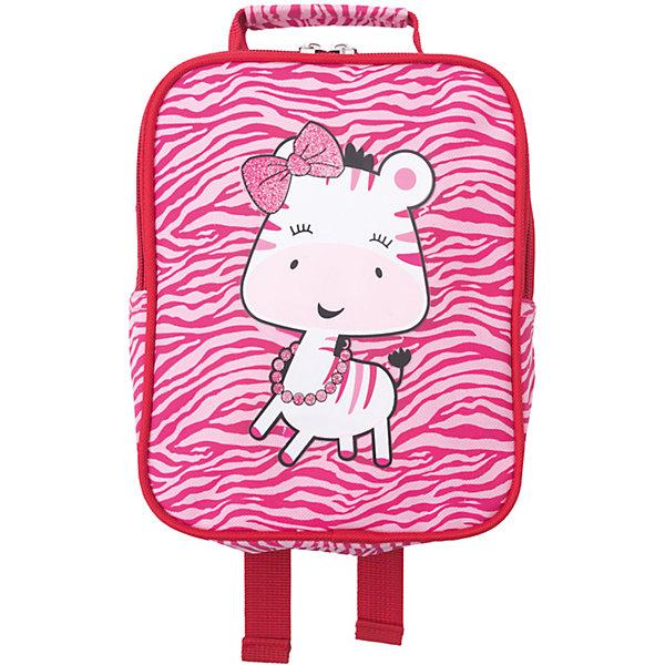 Рюкзак для девочки PlayTodayЧемоданы и дорожные сумки<br>Характеристики товара:<br><br>• цвет: розовый<br>• состав: 100% полиэстер<br>• ручка<br>• декорирована принтом<br>• качественный материал<br>• стильный дизайн<br>• регулируемые лямки<br>• комфортная посадка<br>• коллекция: весна-лето 2017<br>• страна бренда: Германия<br>• страна производства: Китай<br><br>Популярный бренд PlayToday выпустил новую коллекцию! Вещи из неё продолжают радовать покупателей удобством, стильным дизайном и продуманным кроем. Дети носят их с удовольствием. PlayToday - это линейка товаров, созданная специально для детей. Дизайнеры учитывают новые веяния моды и потребности детей. Порадуйте ребенка обновкой от проверенного производителя!<br>Этот рюкзак обеспечит ребенку комфорт благодаря качественному материалу и удобному крою. С его помощью можно сделать интересный акцент в образе, дополнить наряд и взять с собой нужные вещи. Очень модная вещь! Выглядит стильно и аккуратно.<br><br>Сумку для девочки от известного бренда PlayToday можно купить в нашем интернет-магазине.<br>Ширина мм: 227; Глубина мм: 11; Высота мм: 226; Вес г: 350; Цвет: белый; Возраст от месяцев: 6; Возраст до месяцев: 9; Пол: Женский; Возраст: Детский; Размер: one size; SKU: 5408455;