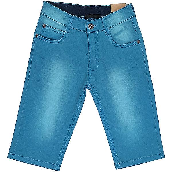 Luminoso Бриджи джинсовые для мальчика Luminoso цена