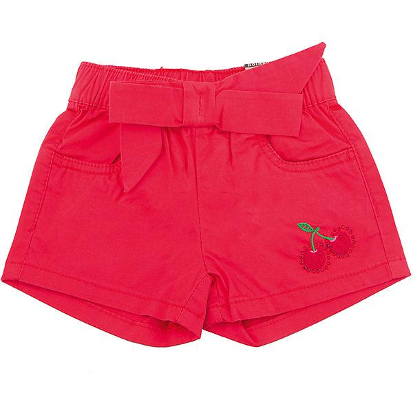 Шорты для девочки Sweet BerryШорты, бриджи, капри<br>Стильные хлопковые шорты для девочки. Два боковых кармана, низ брючины декорирован яркой вышивкой и стразами. Мягкий эластичный пояс.<br>Состав:<br>98%хлопок 2%эластан<br>Ширина мм: 191; Глубина мм: 10; Высота мм: 175; Вес г: 273; Цвет: красный; Возраст от месяцев: 24; Возраст до месяцев: 36; Пол: Женский; Возраст: Детский; Размер: 98,104,128,122,116,110; SKU: 5410003;