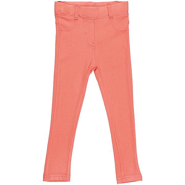 Леггинсы для девочки Sweet BerryДжинсы и брючки<br>Трикотажные брюки-джеггинсыдля девочки. Модель зауженного кроя. Два накладных кармана сзади.<br>Состав:<br>95%хлопок 5%эластан<br>Ширина мм: 123; Глубина мм: 10; Высота мм: 149; Вес г: 209; Цвет: розовый; Возраст от месяцев: 12; Возраст до месяцев: 18; Пол: Женский; Возраст: Детский; Размер: 86,80,98,92; SKU: 5410904;