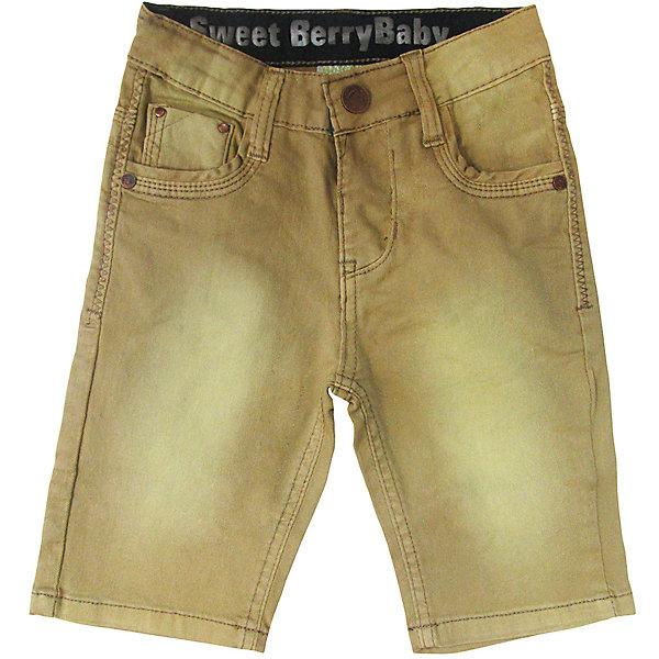 Sweet Berry Бриджи джинсовые для мальчика Sweet Berry бриджи нotex 2 цвета