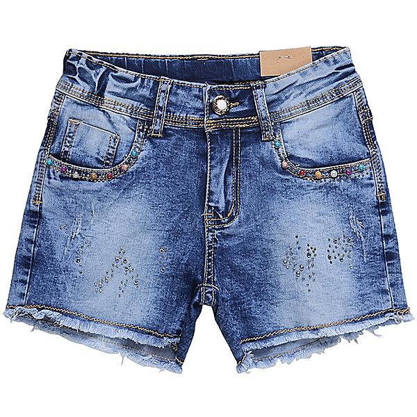 Luminoso Шорты джинсовые для девочки Luminoso