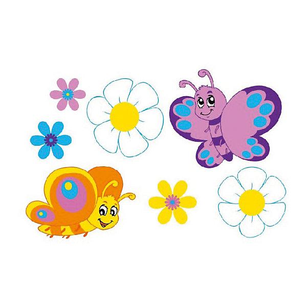 Molly Раскраска по номерам Бабочки-подружки