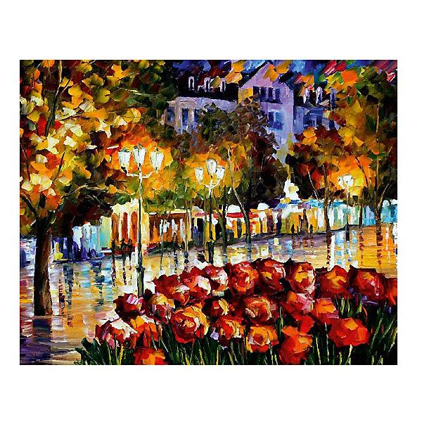 Картина по номерам Афремов: Цветы Люксембурга, 40*50 смКартины по номерам<br>Характеристики товара:<br><br>• материал упаковки: картон <br>• в комплект входит: холст, акриловые краски, 3 кисти<br>• количество красок: 26<br>• возраст: от 8 лет<br>• вес: 730 г<br>• размер картинки: 40х50 см<br>• габариты упаковки: 40х50х4 см<br>• страна производитель: Китай<br><br>Наборы для создания картин по номерам совсем недавно появились на рынке, но уже успели завоевать популярность. Закрашивая черно-белые места на картинке, ребенок получит полноценную картину и развитие художественного мастерства. Материалы, использованные при изготовлении товаров, проходят проверку на качество и соответствие международным требованиям по безопасности. <br><br>Картину по номерам Афремов: Цветы Люксембурга, 40*50 см можно купить в нашем интернет-магазине.<br>Ширина мм: 500; Глубина мм: 400; Высота мм: 40; Вес г: 730; Возраст от месяцев: 108; Возраст до месяцев: 2147483647; Пол: Унисекс; Возраст: Детский; SKU: 5417692;