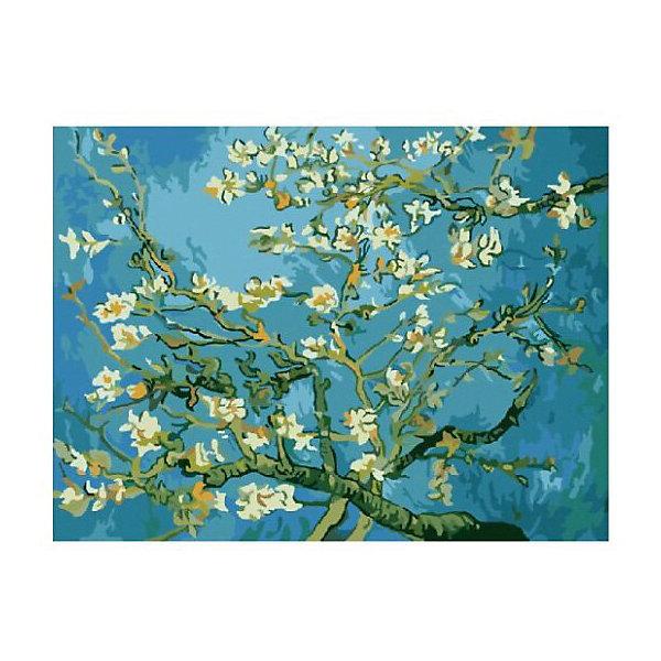 Картина по номерам  Ван Гог: Миндаль , 40*50 см - Картины по номерам