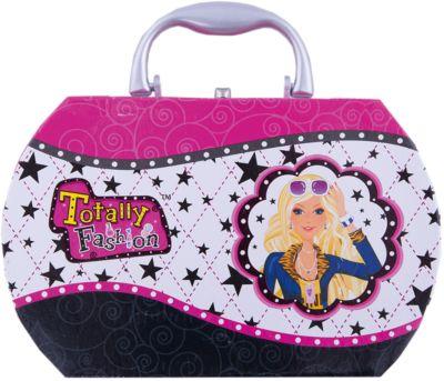 Игровой косметический набор  Шкатулка , Totally Fashion, артикул:5418940 - Наборы детской косметики